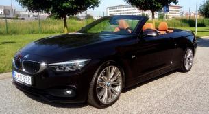 Prenájom Svadobné kabrio BMW