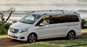 Prenájom limuzíny AUDI Mercedes V