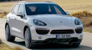 Prenájom limuzíny Porsche Cayene
