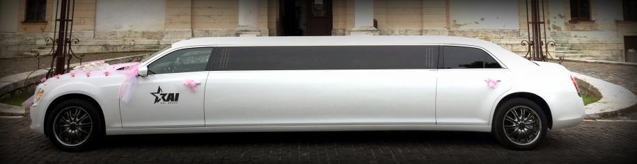 Prenájom limuzíny Chrysler 300