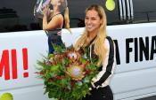 celebrita Dominika Cibuľková s limuzínou