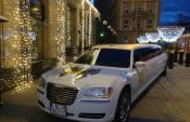 auto na svadbu