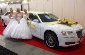 svadobné menu, svadobná výzdoba, svadobné dekorácie, limuzína