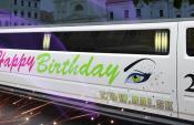 exkluzívne narodeniny