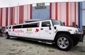oslava Valentína s limuzínami pre výnimočné dni