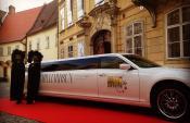 fashion show s limuzínami od RAI